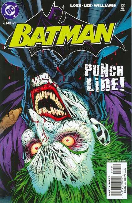 Batman 614 - Hush, Chapter Seven: The Joke