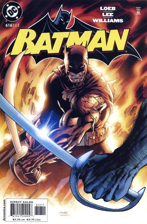 Batman 616 - Hush, Chapter Nine: The Assassins