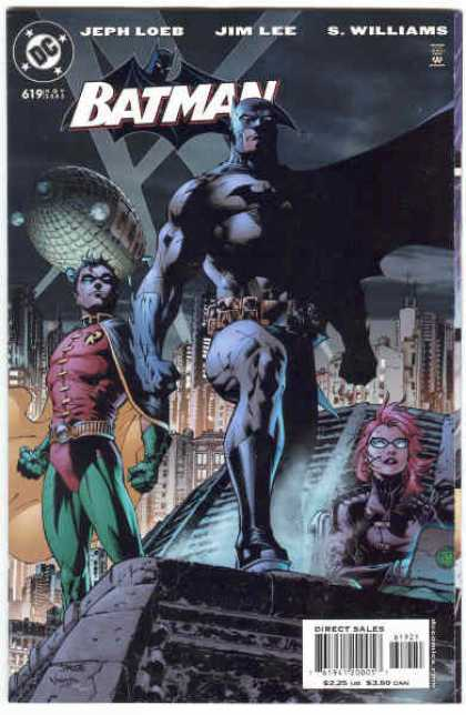 Batman 619 - Hush, Chapter Twelve: The End