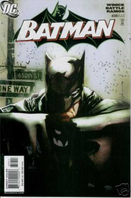 Batman 650 - All They Do is Watch Us Kill, Part 3: It Only Hurts When I L...