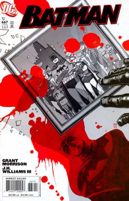 Batman 667 - The Island of Mister maihew