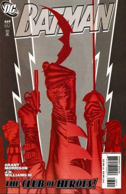 Batman 669 - The Dark Knight Must Die!