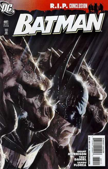 Batman 681 - Hearts in Darkness