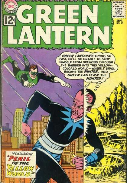 Green Lantern 15