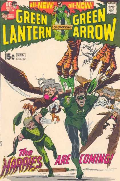 Green Lantern 82 - How Do You Fight A Nightmare?