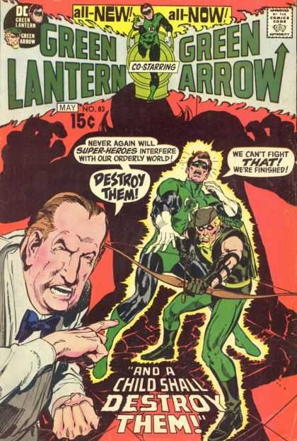 Green Lantern 83 - ... And A Child Shall Destroy Them!