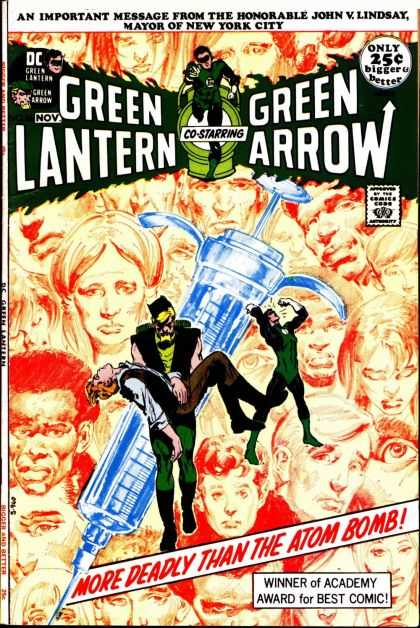 Green Lantern 86 - They Say It'll Kill Me ... But They Won't Say When!