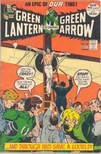 Green Lantern 89 - ... And Through Him, Save A World ...
