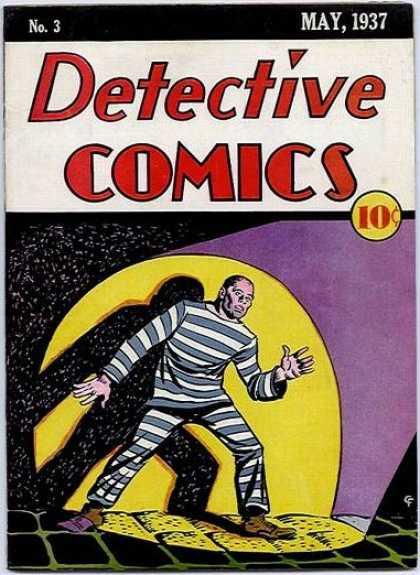 Batman - Detective Comics 3