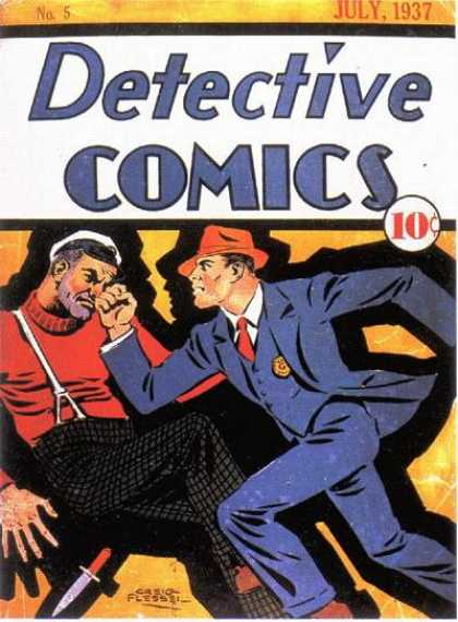 Batman - Detective Comics 5