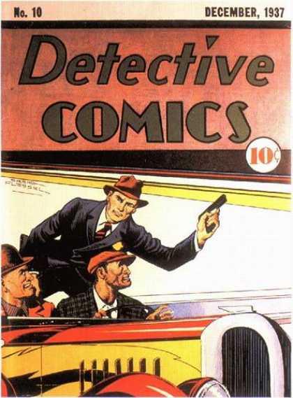 Batman - Detective Comics 10