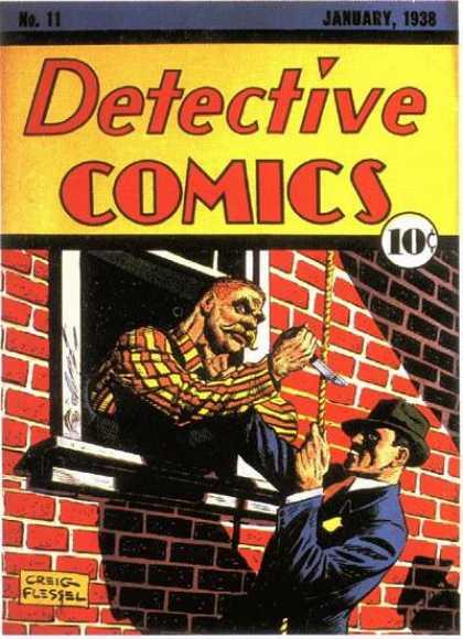 Batman - Detective Comics 11