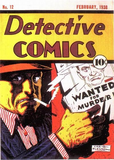 Batman - Detective Comics 12