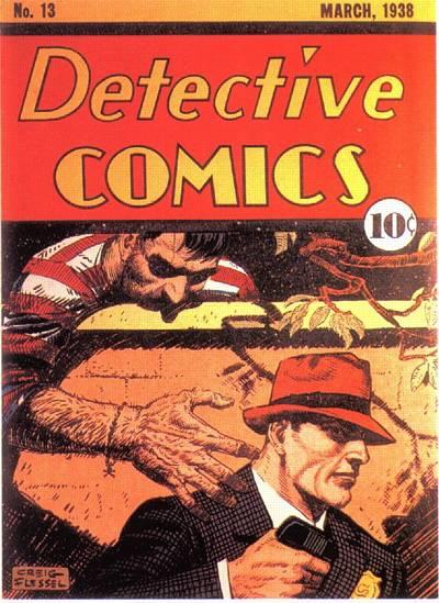 Batman - Detective Comics 13