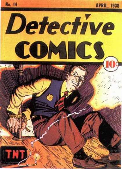 Batman - Detective Comics 14
