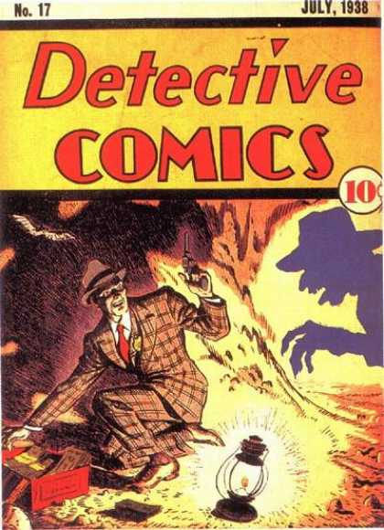 Batman - Detective Comics 17