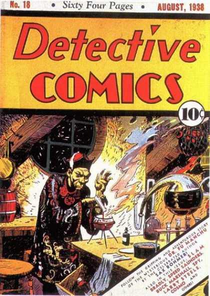 Batman - Detective Comics 18