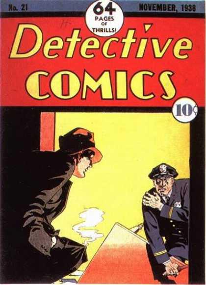 Batman - Detective Comics 21