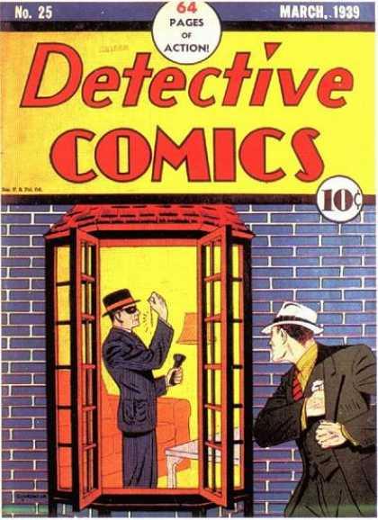 Batman - Detective Comics 25