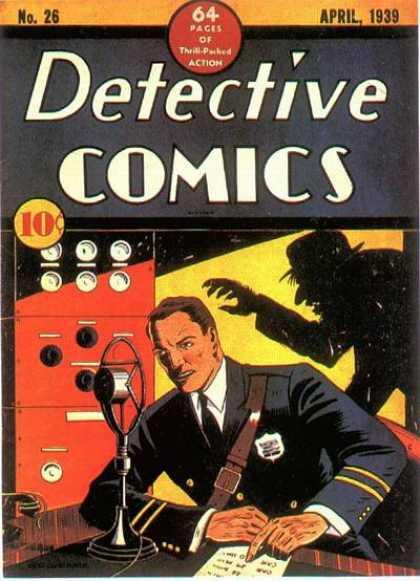 Batman - Detective Comics 26