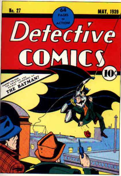 Batman - Detective Comics 27 - The Case of the Chemical Syndicate