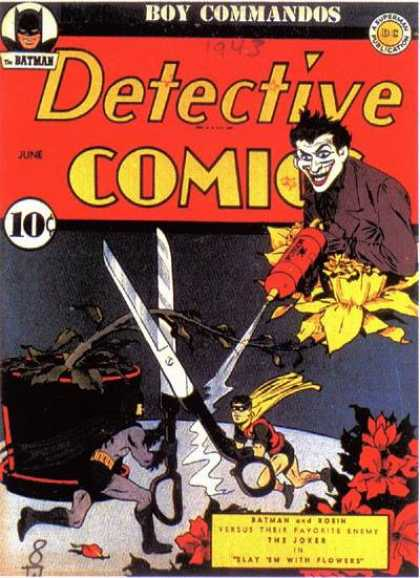 Batman - Detective Comics 76