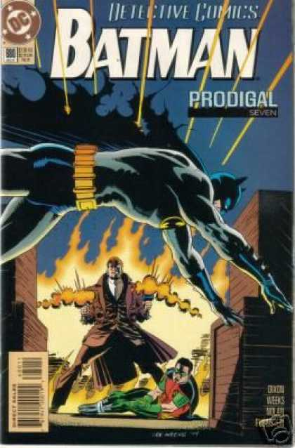 Batman - Detective Comics 680 - Prodigal, Part Seven: A Twice Told Tale