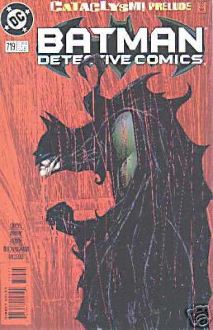 Batman - Detective Comics 719 - Cataclysm, Prelude: Sound and Fury