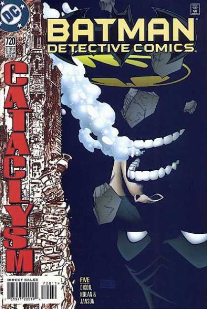 Batman - Detective Comics 720 - Cataclysm, Part Five: The First and the Last