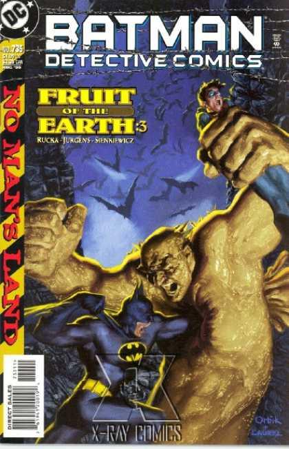 Batman - Detective Comics 735 - No Man's Land: Fruit of the Earth, Part 3