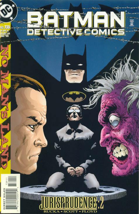Batman - Detective Comics 739 - No Man's Land: Jurisprudence, Part II