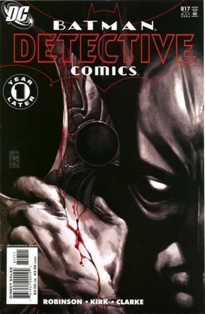 Batman - Detective Comics 817 - Face the Face, Part 1 of 8