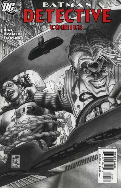 Batman - Detective Comics 826 - Slayride
