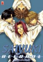 Saiyuki Reload 4