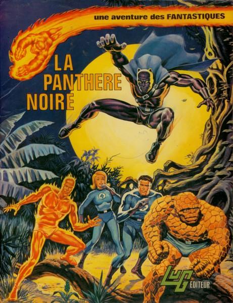 Une Aventure des Fantastiques 3 - La Panthère Noire
