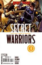 Secret Warriors 4 - #4 - Nick Fury: Agent of Nothing