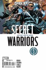 Secret Warriors 5 - #5 - Nick Fury : Agent of Nothing