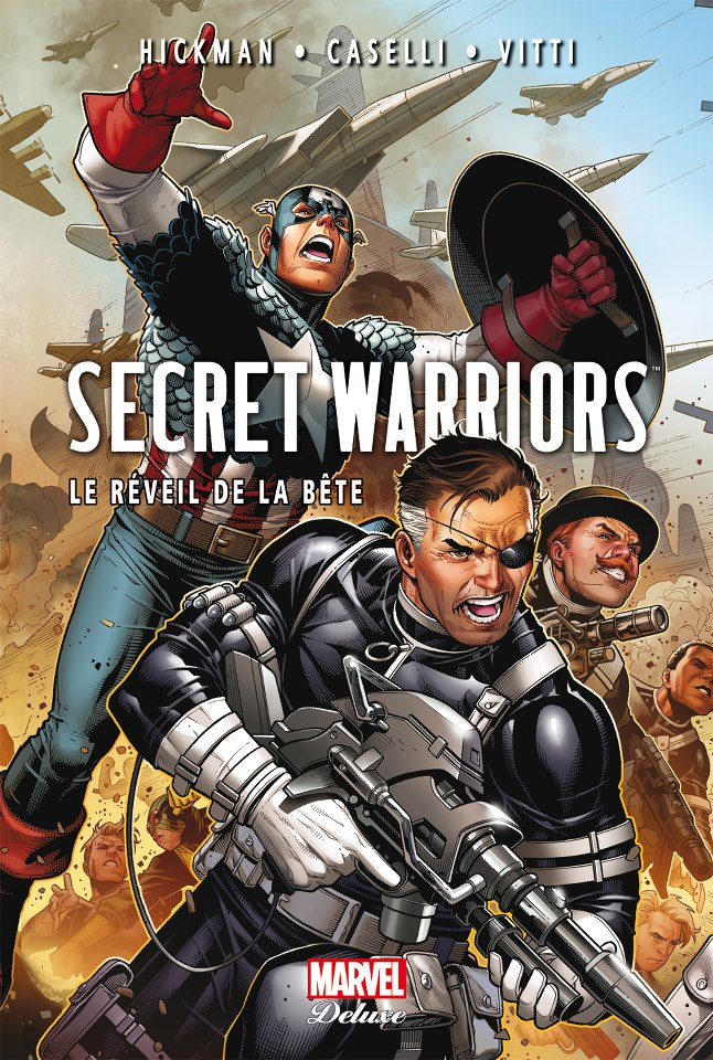 Secret Warriors 2 - Le réveil de la bête