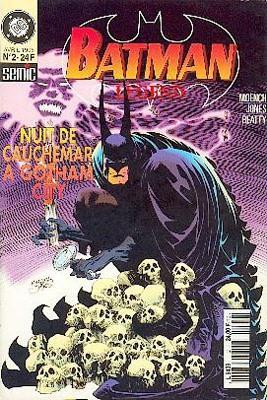 Batman Legend 2 - Batman Legend