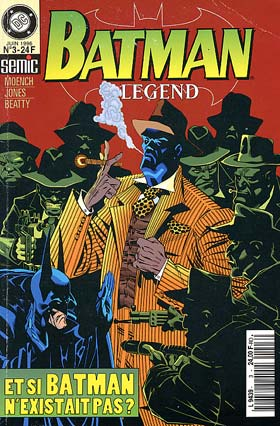 Batman Legend 3 - Batman Legend