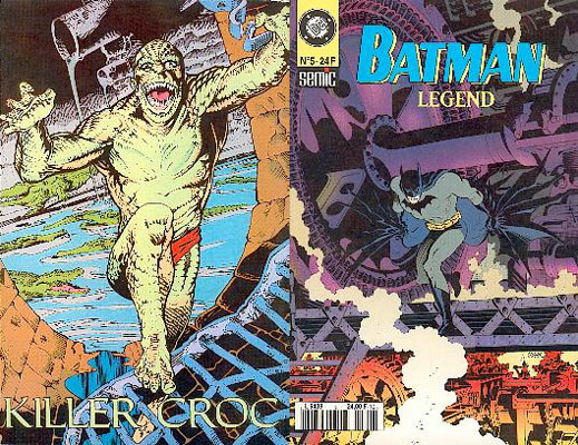 Batman Legend 5 - Batman Legend