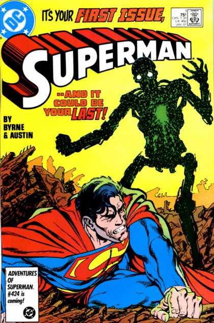 Superman 1 - Heart of Stone