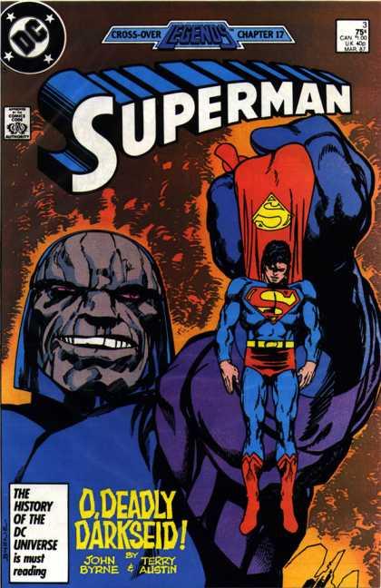 Superman 3 - Legends from the Darkside