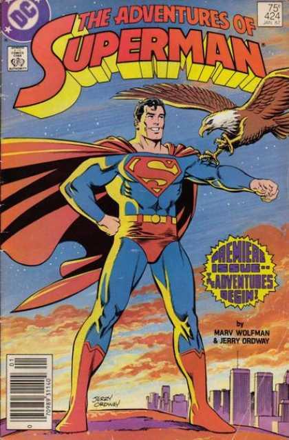 The Adventures of Superman 424 - Man O'War!