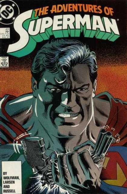 The Adventures of Superman 431 - Doctor Stratos