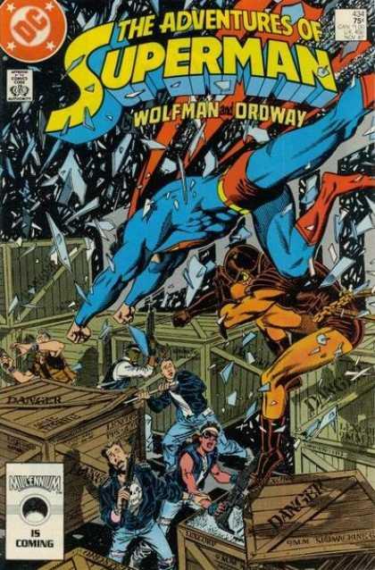 The Adventures of Superman 434 - Shambles