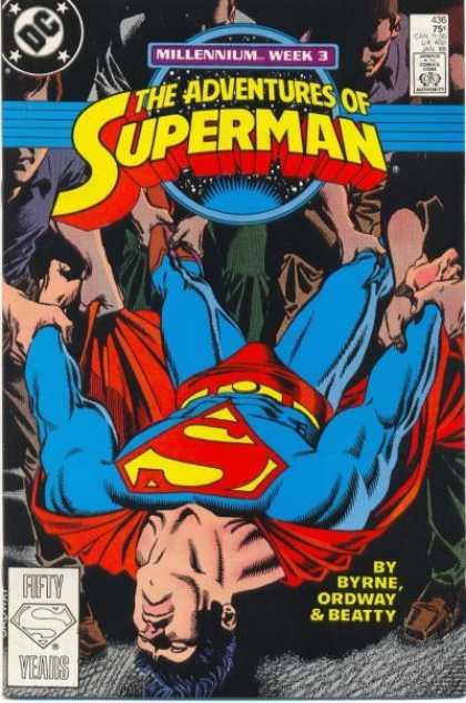 The Adventures of Superman 436 - Junk