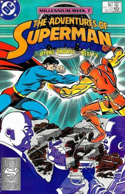 The Adventures of Superman 437 - Point of View