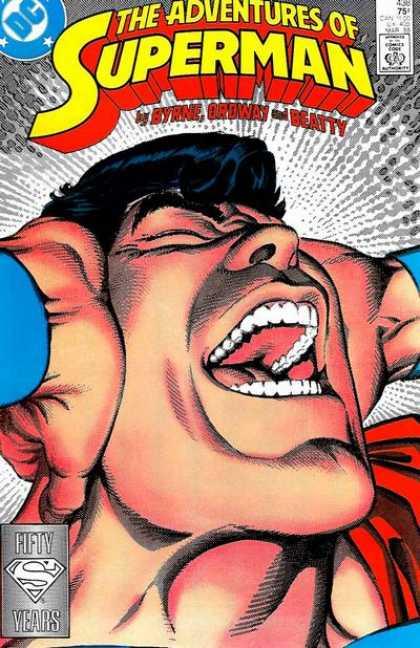 The Adventures of Superman 438 - The Amazing Brainiac