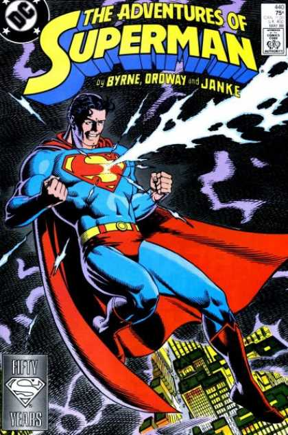 The Adventures of Superman 440 - The Hurrieder I Go